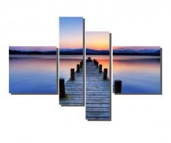 4 Parçalı Köprü Tablosu - Thumbnail