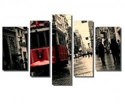 Tramway Taksim Tablosu - Thumbnail