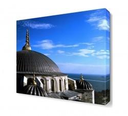 Dekorsevgisi - Sultanahmet Cami2 Canvas Tablo (1)