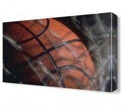 Dekorsevgisi - Basket Topu Canvas Tablo (1)