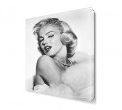 Dekorsevgisi - Annex Marilyn Monroe Canvas Tablo (1)