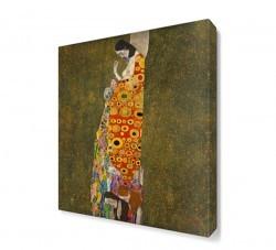 Dekorsevgisi - Gustav Klimt Umut Canvas Tablo (1)