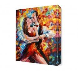 Dekorsevgisi - Tutku ve Dans Canvas Tablo (1)