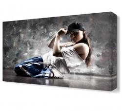 Dekorsevgisi - Dans5 Canvas Tablo (1)