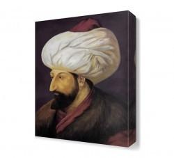 Dekorsevgisi - Fatih Sultan Canvas Tablo (1)