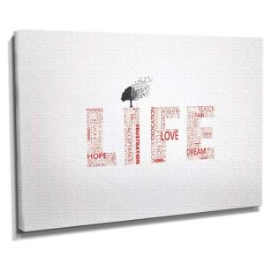 DekorSevgisi - Life Canvas Tablo (1)