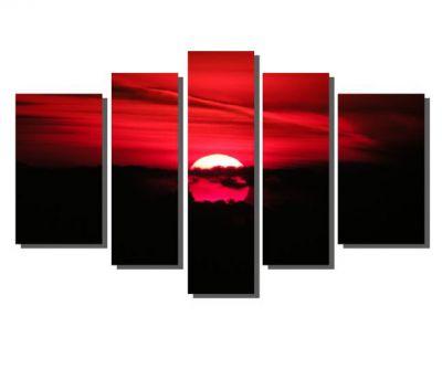 Kırmızı Gece Tablosu