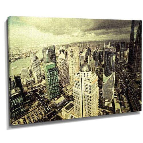 Modern şehir tablosu