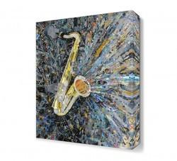Dekorsevgisi - Müzik Canvas Tablo (1)