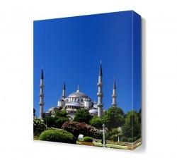 Dekorsevgisi - Sultanahmet Cami1 Canvas Tablo (1)