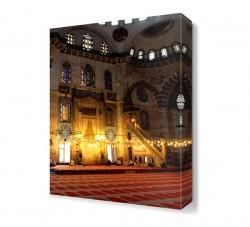 Dekorsevgisi - Süleymaniye Cami Canvas Tablo (1)