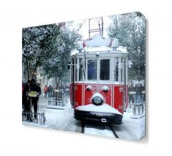 Taksim Canvas Tablo - Thumbnail