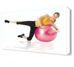 Dekorsevgisi - Pilates Canvas Tablo (1)