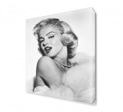 Annex Marilyn Monroe Canvas Tablo - Thumbnail