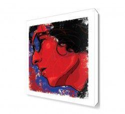 Bob Dylan Canvas Tablo