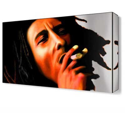 Bob Marley Graph3Dungo