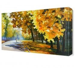 Dekorsevgisi - İlkbahar Canvas Tablo (1)
