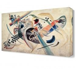 Dekorsevgisi - Wassily Kandinsky Canvas Tablo (1)
