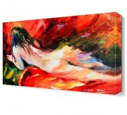 Dekorsevgisi - Uyanış Canvas Tablo (1)