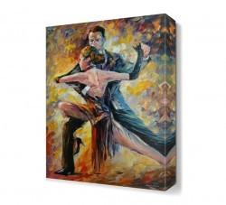 Dekorsevgisi - Tango2 Canvas Tablo (1)