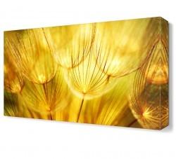 Dekorsevgisi - Sarı Çiçek3 Tablosu (1)