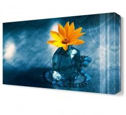 Dekorsevgisi - Şişedeki Çiçek Tablosu (1)