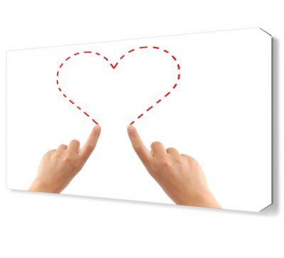 Kalp Çizgileri Tablosu