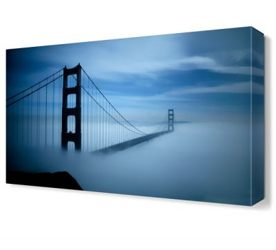 Sisli Golden Gate Köprüsü Tablosu