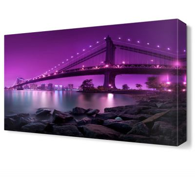Manhattan Köprüsü Tablosu