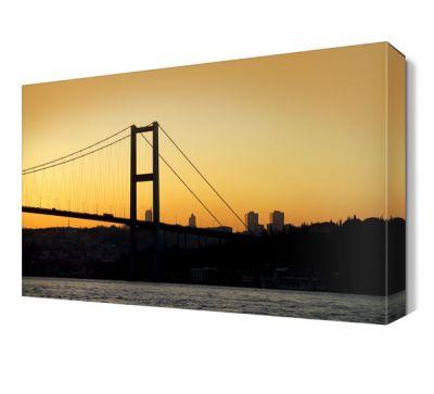 Boğaz Köprü Manzara Tablosu