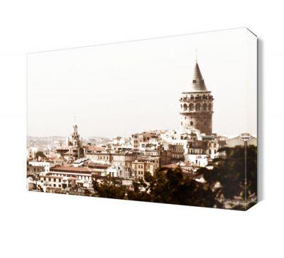 İstanbul Galata Kulesi Dekoratif Tablo