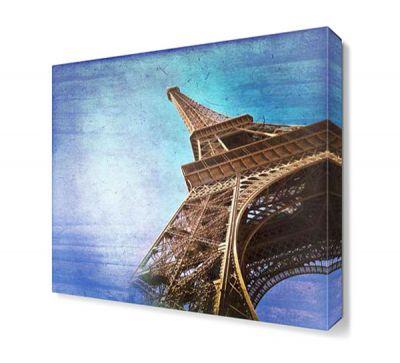 Paris ve Gökyüzü Tablosu