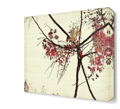 Pembe Ağaç Yaprak Tablosu
